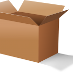 Cardboard moving boxes or plastic containers?