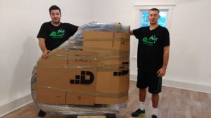 Expert movers and moving companies