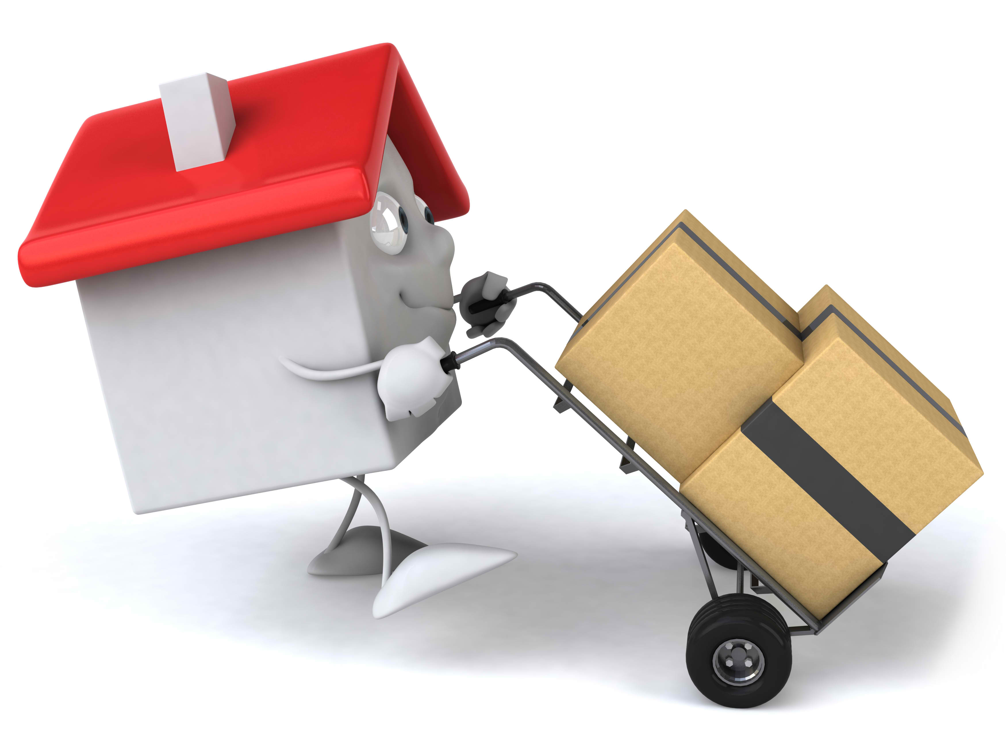 Cost of Moving a House