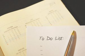Moving checklist will help you set your moving priorities