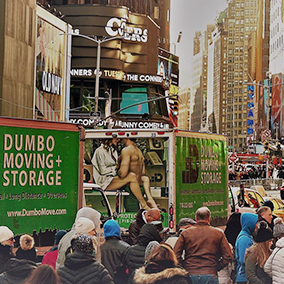 Dumbo Moving & Storage NYC Truck