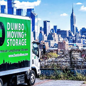 Dumbo Moving & Storage Truck