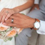 Moving in together after getting married