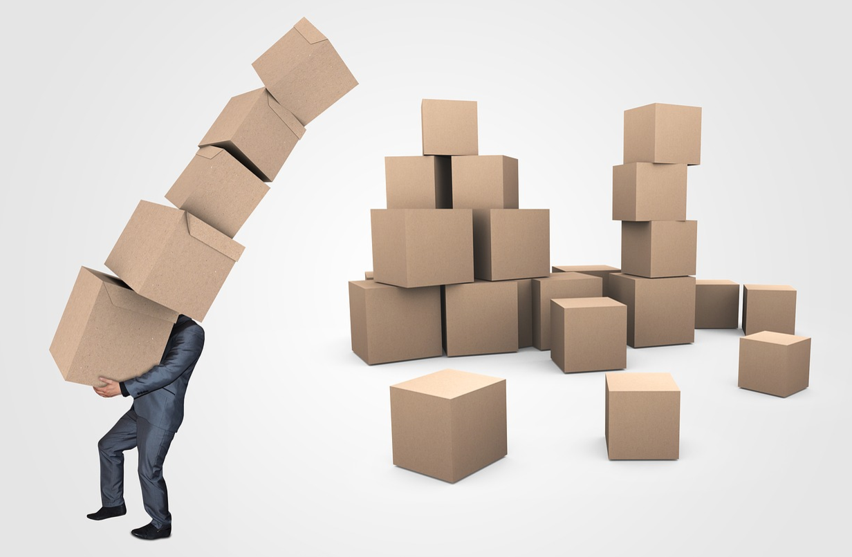 Reduce moving expenses by getting some free moving boxes and supplies