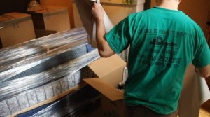 Services of moving NYC