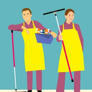 Tips for thorough household spring cleaning