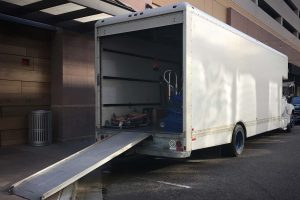 A Relocation Truck For Rent