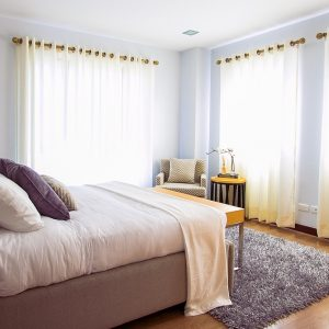 Moving a king-size bed – a quick tutorial