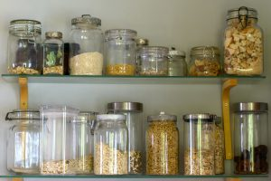 Packing a Pantry