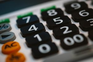 use a calculator to help you stay on budget and cut costs of home renovation