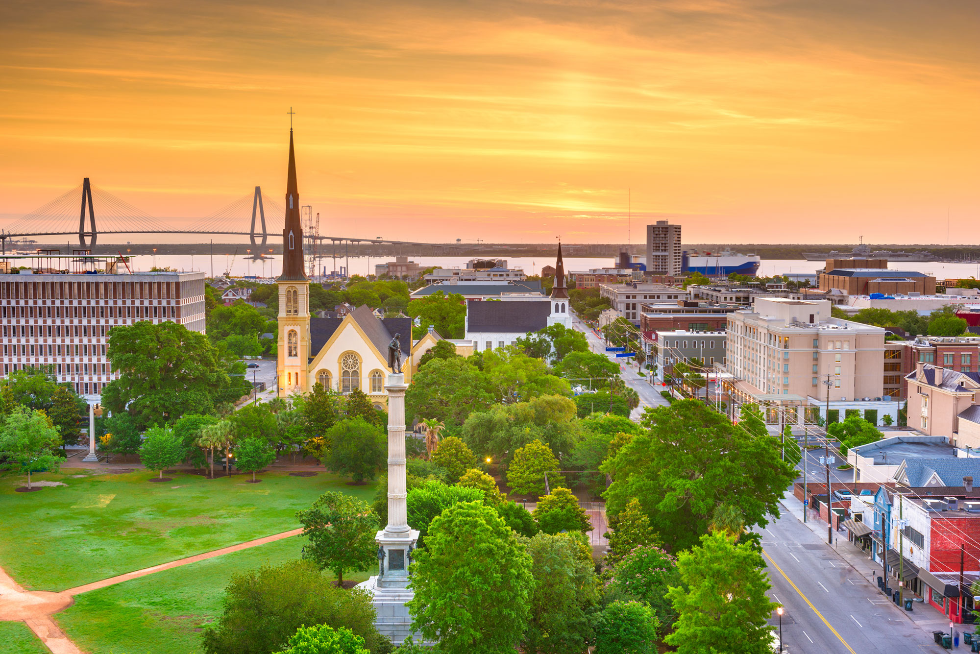 Moving to Charleston, South Carolina