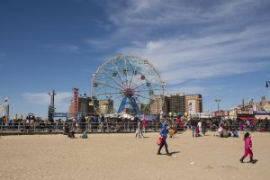 The proximity to Coney Island is one of the reasons why Brooklyn is the best NYC borough