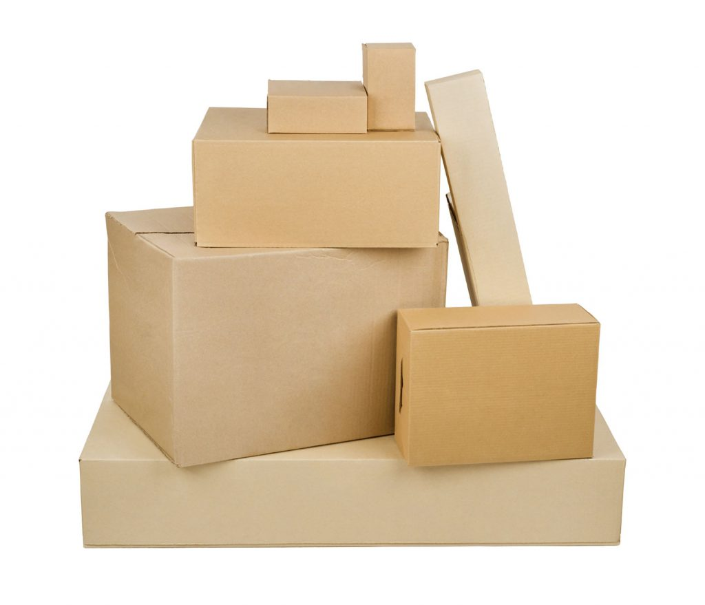 Different Sizes of Boxes for Moving