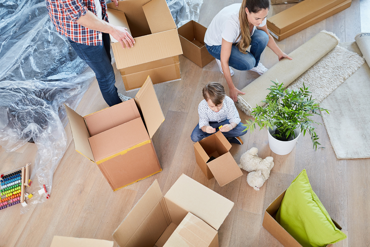Get Supplies for Your Moving In Less Than a Week