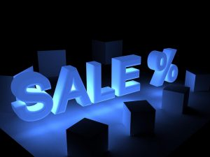 Plan and advertise your garage sale and make it a real local event