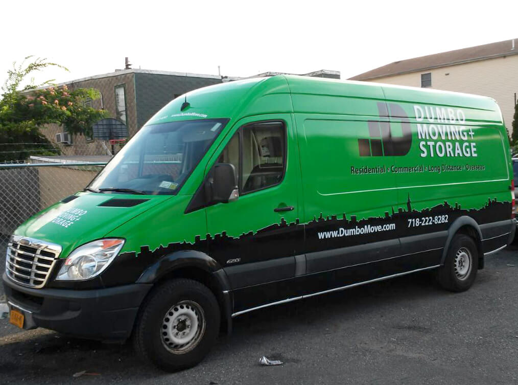 If You Are Planning a DIY Move, You Can Rent a Moving Van