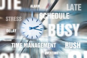 Relocate stress-free with a good time management