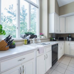 Tips for setting up your new kitchen