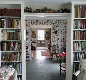 How to move a bookcase