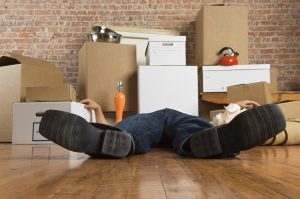 Moving during a difficult time