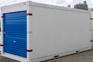 A Moving Container (PODS)