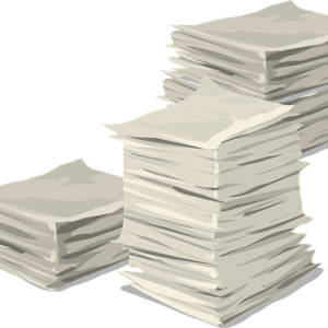 Guidelines to handling moving paperwork