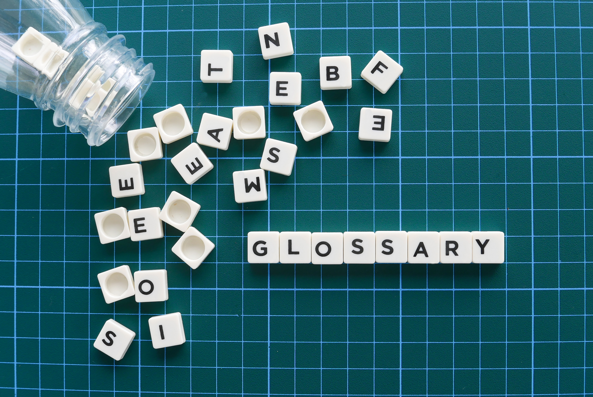 Moving Terms Glossary
