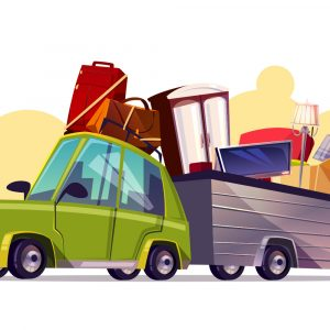 6 Tips for Moving With Your Own Car