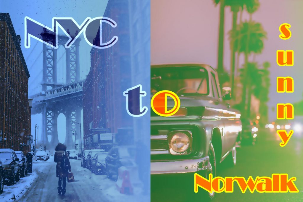 Moving From NYC To Norwalk California