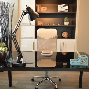 Setting up an office in your home