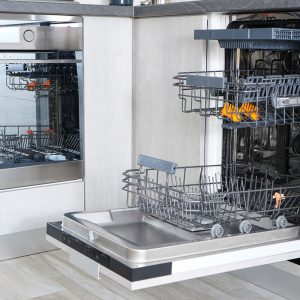 How To Pack A Dishwasher When Moving?