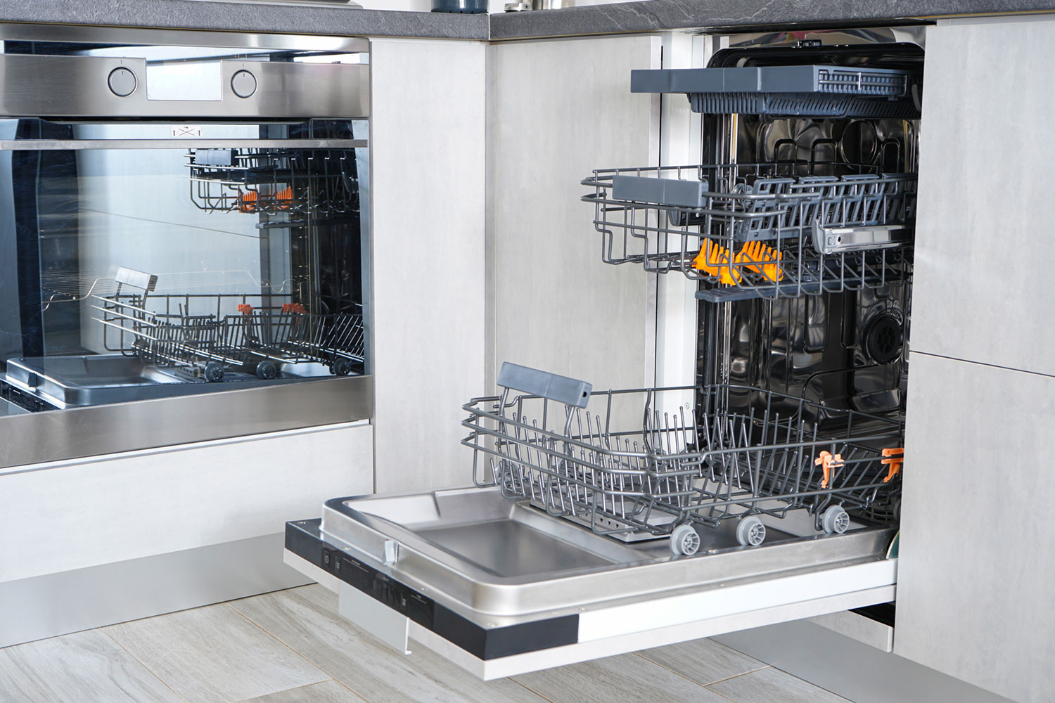 Learn How to Pack a Dishwasher Properly