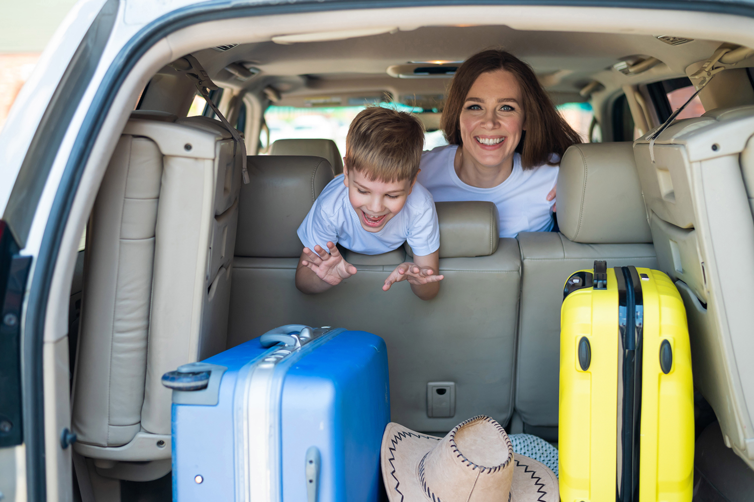 Packing Essentials in Your Car on a Cross-country Move