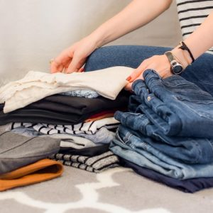 How to declutter before the move