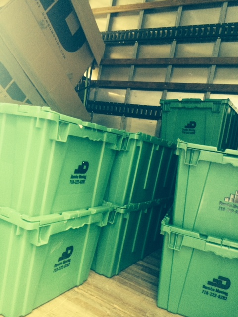 Should You Buy Used Moving Boxes Dumbo Moving And Storage Nyc