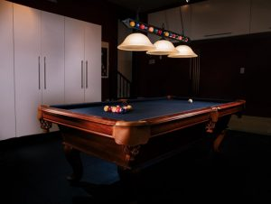 hire a professional mover to relocate a pool table