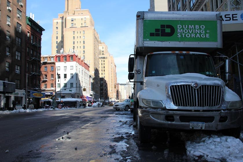With our trucks and trained Manhattan movers, your relocation will be a breeze.