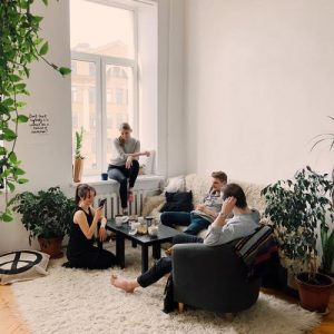 Tips for moving into a small apartment