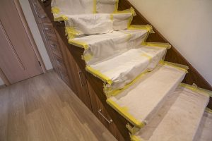 Protect Stairs When Moving by Covering Them With Protective Materials