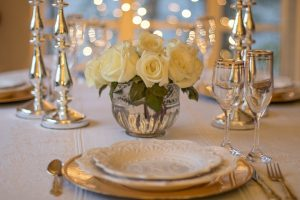 special occasion tableware - first things to pack when moving