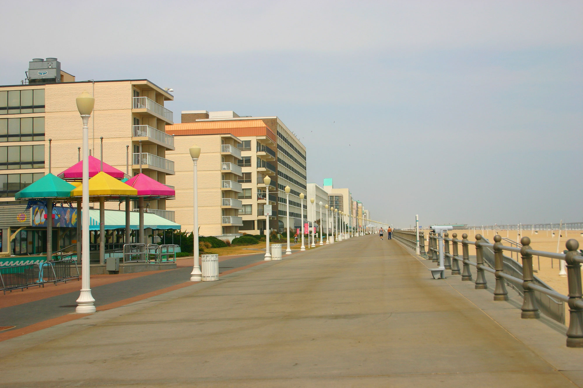 One of the Safest Cities in the US - Virginia Beach