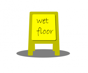 Keep your floors clean and dry on moving day